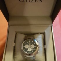 Citizen Acier 42mm Chronographe AN8020-51L occasion France, Roquebrune Cap Martin