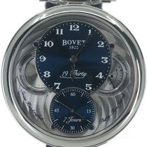 Bovet Steel 42mm Manual winding NTS0001