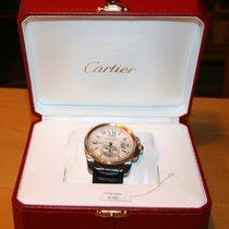 Cartier neu Automatik 42mm Stahl Saphirglas