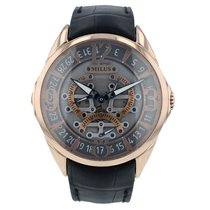 Milus Rose gold 45mm Automatic TIRI401 new