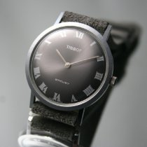Tissot Stylist tweedehands 35mm Staal