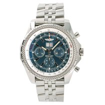 Breitling A44362 Steel 2000 Bentley 6.75 47mm pre-owned United States of America, New York, New York