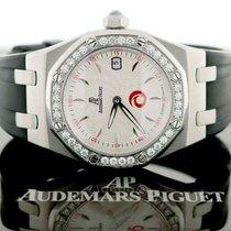 Audemars Piguet Royal Oak Stål 33mm Silver