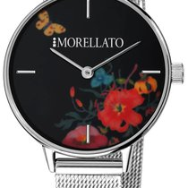 Morellato Ατσάλι 30mm Χαλαζίας R0153141524 καινούριο