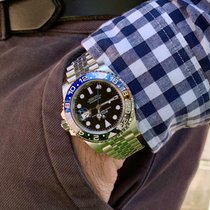 Rolex GMT-Master II Steel 40mm Black No numerals United States of America, Florida, Coral Gables