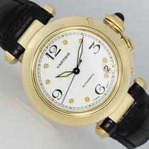 Cartier Pasha C 1035 2000 подержанные