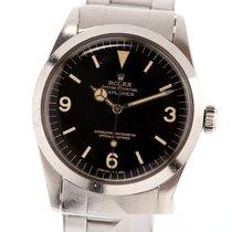 Rolex Explorer 1016 1966 gebraucht