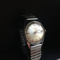 Prim Steel 34mm Manual winding pre-owned