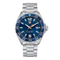 TAG Heuer Formula 1 Quartz Steel 43mm Blue Arabic numerals United States of America, Florida, Boca Raton