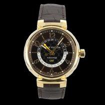Louis Vuitton Gelbgold 41mm Automatik Q113G0 neu