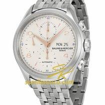 Baume & Mercier Clifton M0A10130 - Baume Et Mercier Chronograph 43mm new