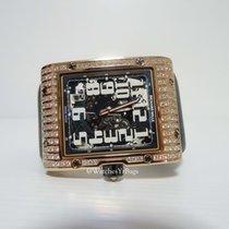 Richard Mille RM 016 Rose Gold Top Diamond Ultra Flat