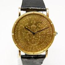 Corum Coin Watch Gelbgold 37mm Gold (massiv) Deutschland, Dresden