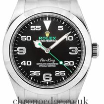 Rolex 2016 Basel Launch Rolex Air King Stainless Steel 116900