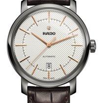 Rado Men's R14074096 Diamaster Automatic Watch