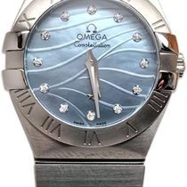 Omega Constellation Quartz 123.10.27.60.57.001