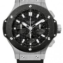 Hublot Big Bang 44 mm Steel 44.5mm United States of America, Pennsylvania, Holland