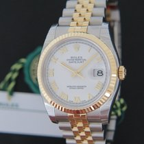Rolex Oyster Perpetual Datejust Gold / Steel NEW
