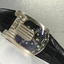 Urwerk - Mechanical 103.09 Black Dial WG