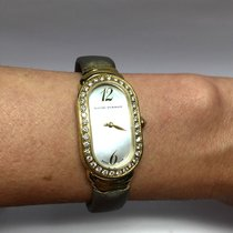 David Yurman 18k Solid Yellow Gold Ladies Watch W/ Factory...