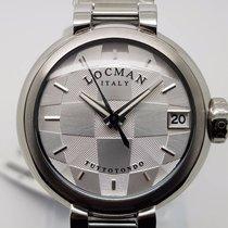Locman Женские часы 38mm Кварцевые новые Только часы