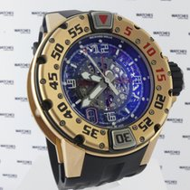 Richard Mille 47mm Automatik gebraucht RM 028 Transparent