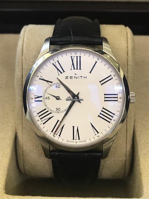 Koupě hodinek Zenith  145bfea5f01
