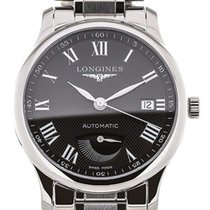 Longines Master Collection Steel 39mm Black