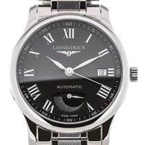 Longines L2.708.4.51.6 Steel Master Collection 39mm new