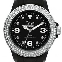 Ice Watch Ice Sili Stone Black Ladies Watch