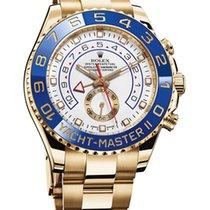 Rolex Yacht-Master II подержанные 44mm Жёлтое золото