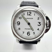 Panerai Luminor Base Steel 44mm White Arabic numerals