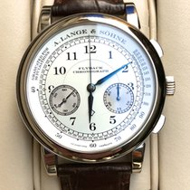 A. Lange & Söhne White gold 39mm Manual winding 401.026 pre-owned United States of America, Oregon, Lake Oswego