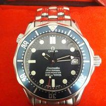 Omega 2551.80.00 Staal 2003 Seamaster Diver 300 M 36mm tweedehands Nederland, Amsterdam