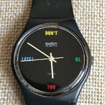 Swatch 33mm Quartz 4384-P nouveau France, Maintenon