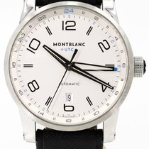 Montblanc Timewalker Steel 42mm White United States of America, Illinois, BUFFALO GROVE
