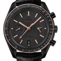 Omega Speedmaster Professional Moonwatch Ceramic Black No numerals United Kingdom, Budapest
