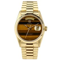 Rolex Yellow gold 36mm Automatic 8646429 pre-owned