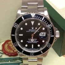 Rolex Submariner Date Steel 40mm Black No numerals United Kingdom, Wilmslow