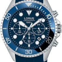 Lorus Stahl Quarz RT325GX9 neu