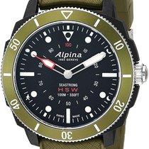 Alpina Acciaio 44mm AL-282LBGR4V6 nuovo
