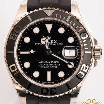 Rolex Yacht-Master 42 White gold 42mm Black No numerals United Kingdom, Newcastle Upon Tyne