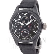 IWC Big Pilot Top Gun Ceramic 48mm Black Arabic numerals United States of America, New York, Hartsdale