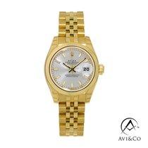 Rolex Lady-Datejust neu 2014 Automatik Uhr mit Original-Box und Original-Papieren 179168