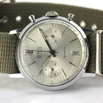 BWC-Swiss Steel 41.1mm Chronograph pre-owned