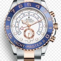 Rolex Yacht-Master II Rose gold 44mm White No numerals United States of America, New York, New York