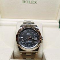 Rolex Datejust II Acero 41mm Gris Sin cifras España, Madrid