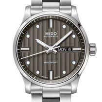Mido Stal 42mm Automatyczny M005.430.11.061.80 nowość