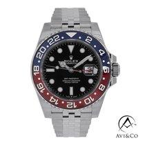 Rolex GMT-Master II 126710BLRO 2019 ny