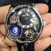 Greubel Forsey GF05 GMT Tourbillon GLOBE 24 Secondes